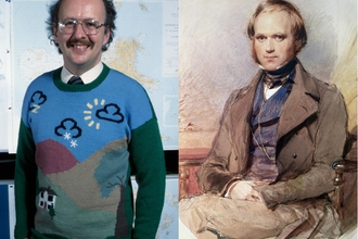 Darwin and Michael Fish