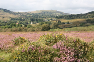 Catherton Clee Hill