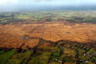 Whixall Moss aerial
