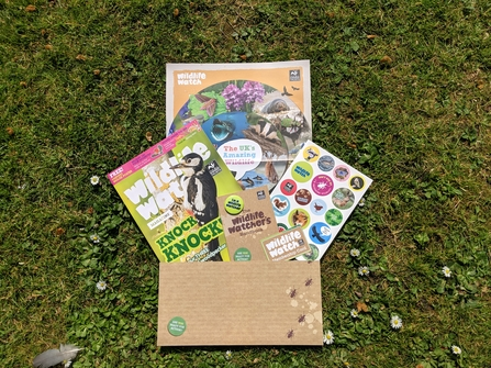 Wildlife Watch Welcome pack
