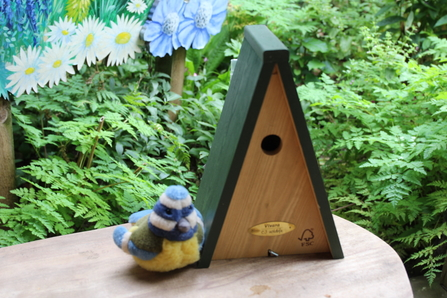 Aruba nest box